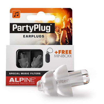 Alpine Bouchons d'oreille...